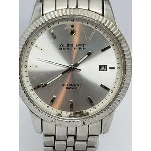 August Steiner Men's Automatic AS8024SS